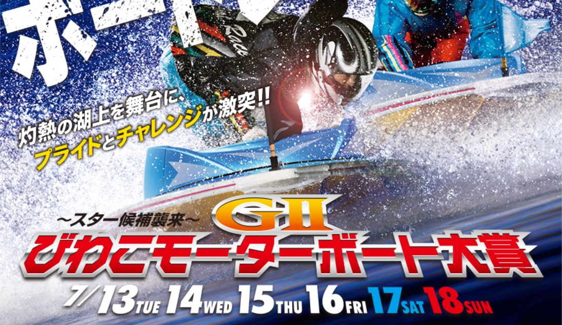 G2 びわこモーターボート大賞